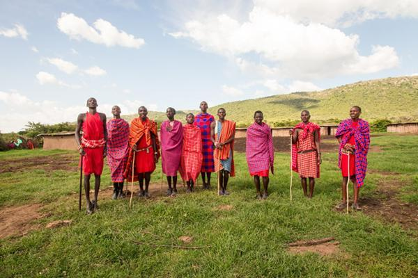 """非洲最""""随意""""民族,实行一夫多妻,男人之间能借能换"""