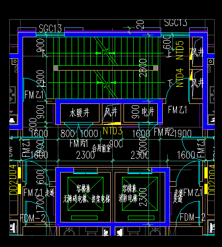 CAD图粘贴成块,用XCLIP命令裁剪,炸开之后还cad正投影图片