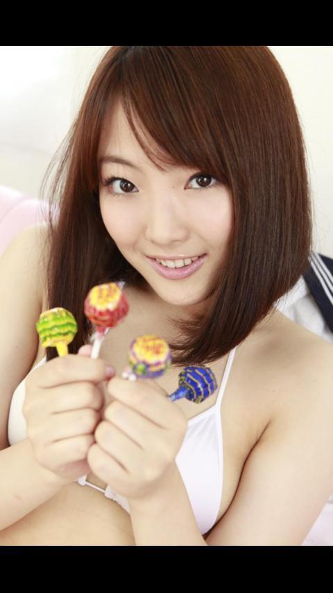 日本可爱女生比基尼
