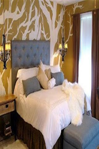 房间设计图卧室绘画
