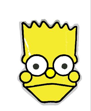 这是哪个动画片人物 是黄色头发的一个可爱的