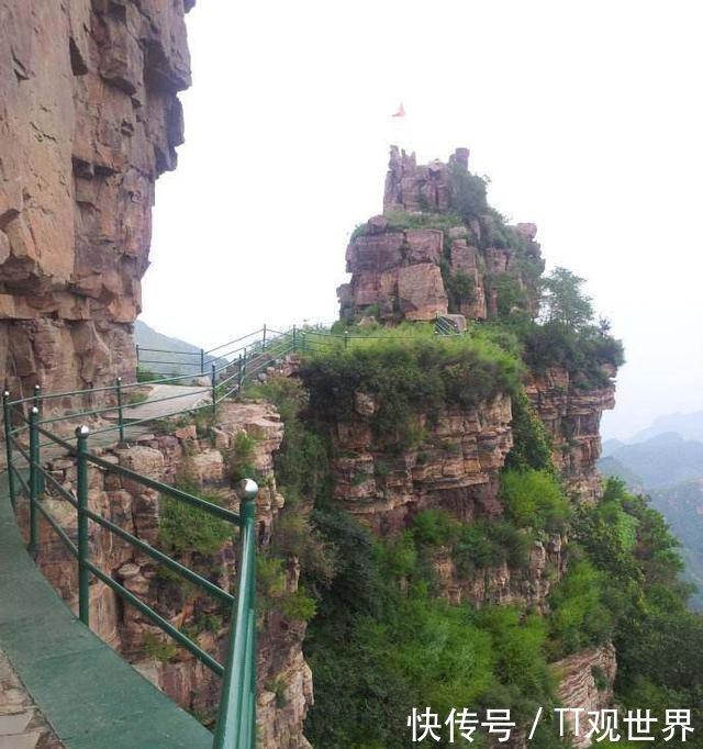 山西左权县,青蛙辽县,太行山中段特色明星,地点城市旅行旅行攻略原名图片