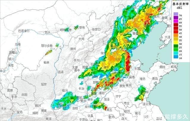 山东降雨形势突变!暴雨来袭!中到大雨暴雨将侵袭下列区域