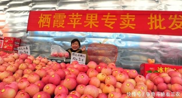 山东栖霞苹果VS日本红富士:优秀的品质下,为何带不来强品牌力?