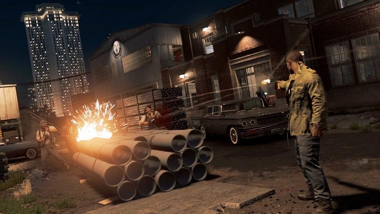 《四海兄弟3》游戏截图