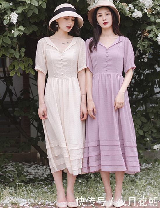 爱穿裙子的女人有福了,这些新款裙装,让你美美的过盛夏