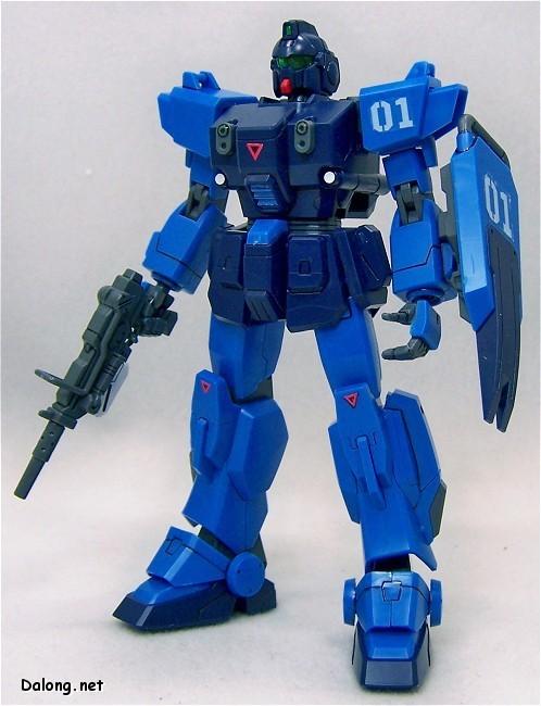 H80蓝色命运一号机