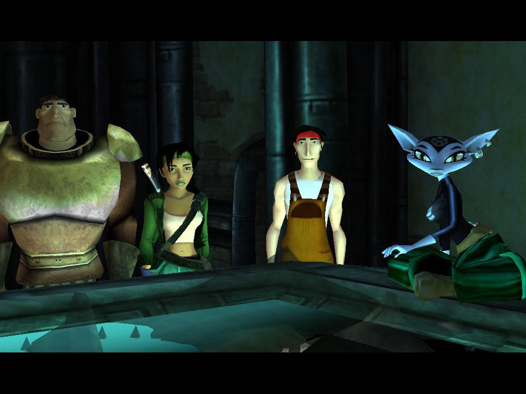 《超越善恶2》仍在开发中