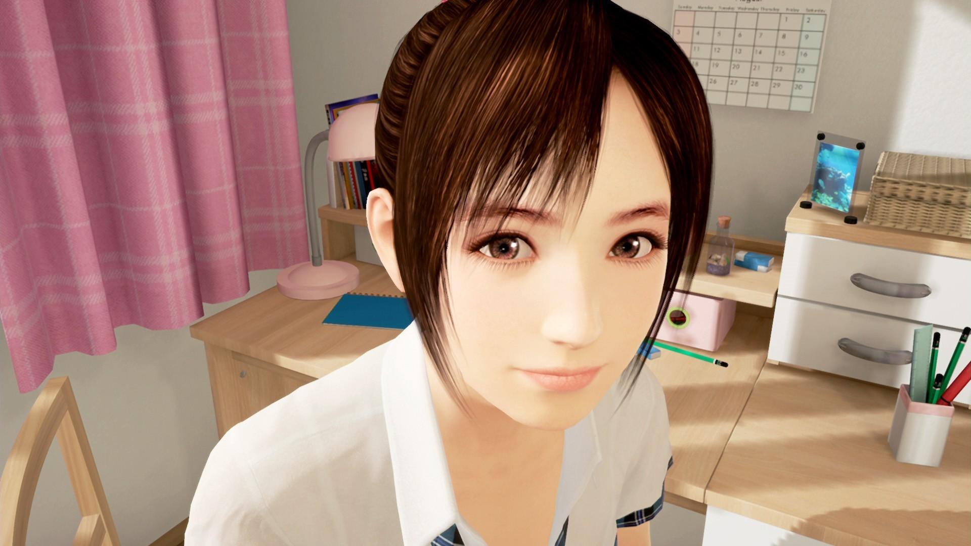 《夏日课堂》位列日本地区VR游戏销量排行第二