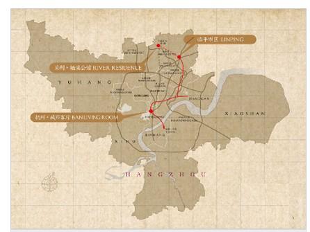 区域板块:塘栖组团项目位置:304省道(原09省道)与广济路交汇处西侧