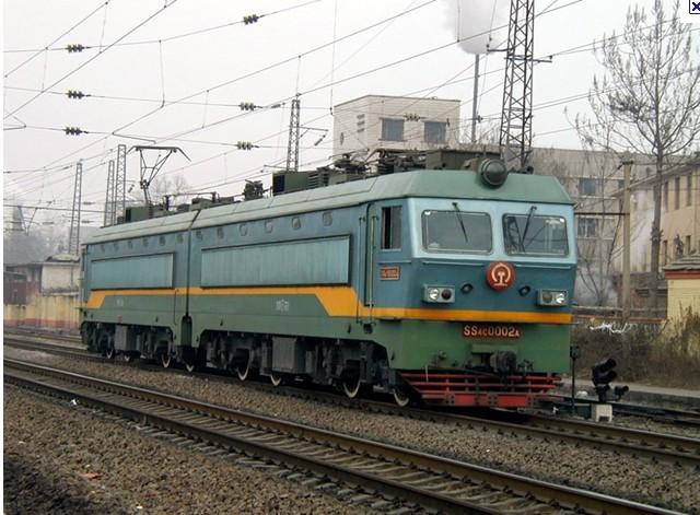 s4c)型电力机车