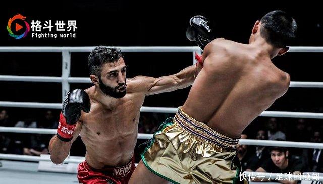 天王乔治二番战击败彼得莫拉克,踢拳传奇杀进百万美金大奖赛!