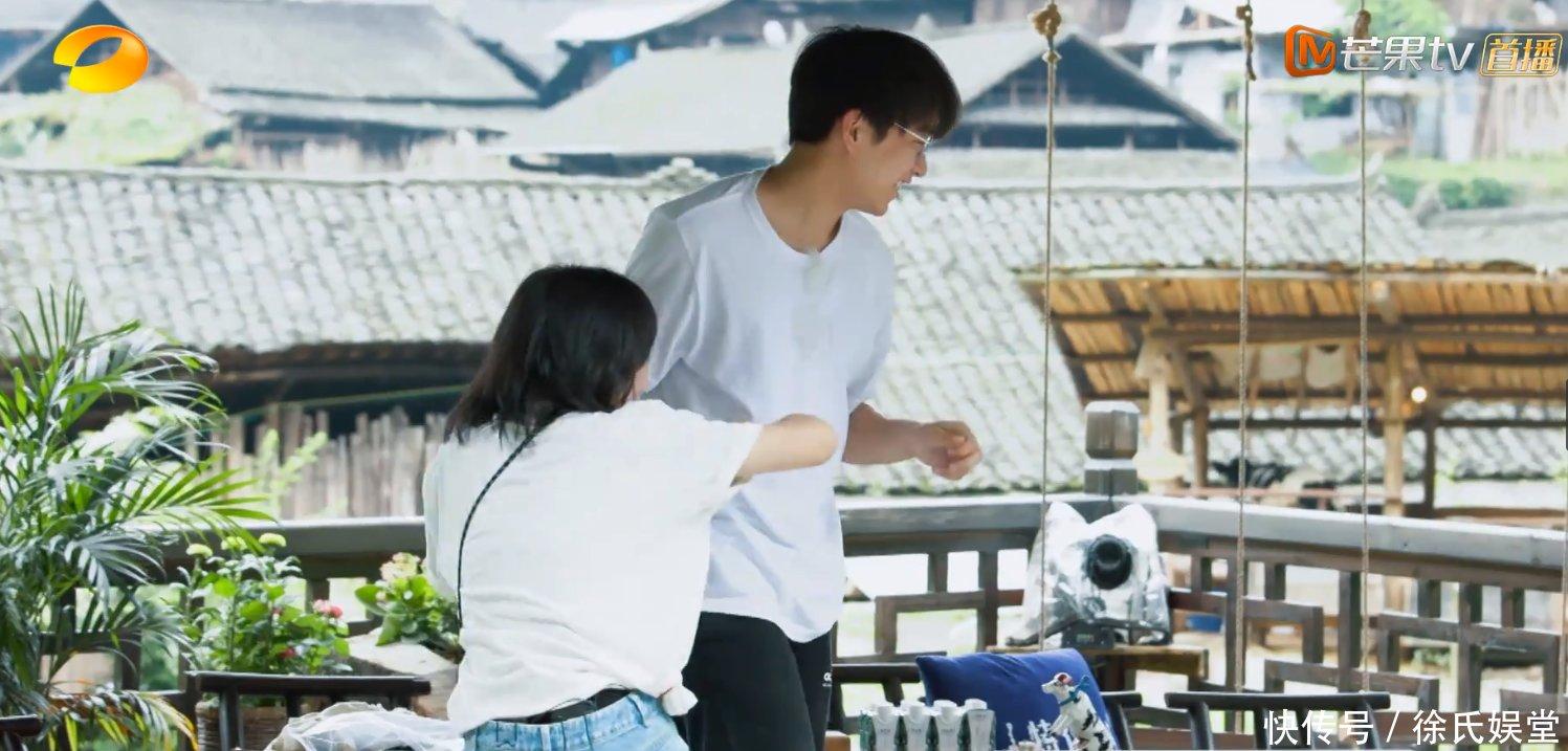 子枫被陈赫吓出哥哥,妹妹下意识扑向表情,彭情发表的图片大全可爱图片