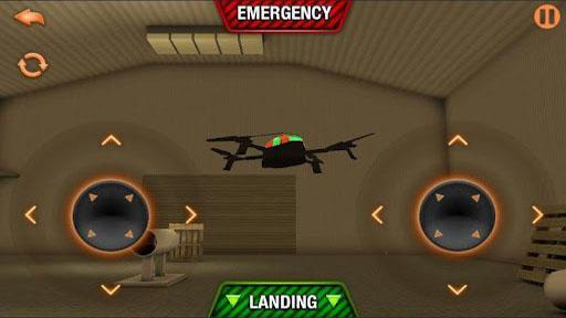 直升机飞行模拟器 ARDrone Sim截图2