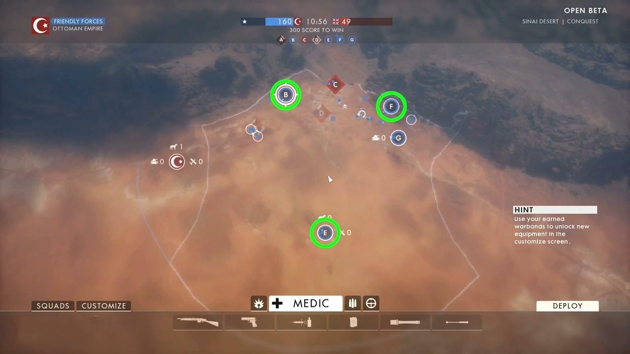 《战地1》Beta测试试玩视频
